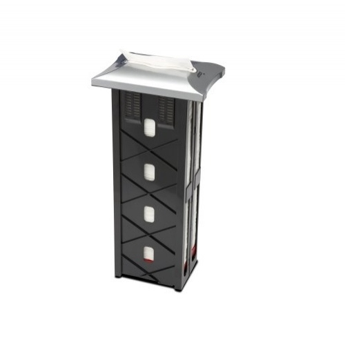 272704 Tork Xpressnap® In-counter servetdispenser RVS-look 50cm (N4)