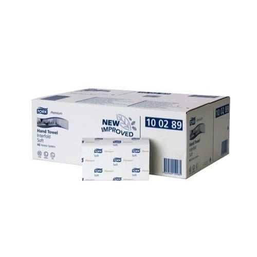 100289 Tork Xpress Premium Hand Towel Multifold Soft